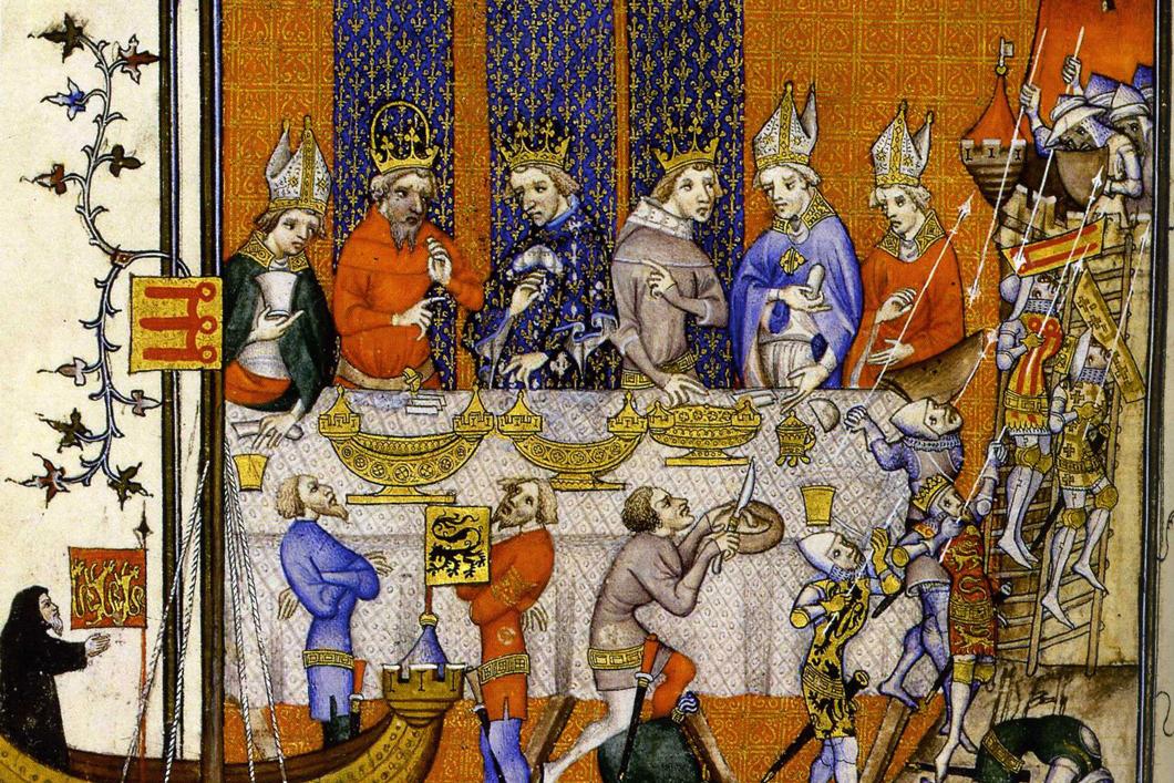 Citaten Uit De Middeleeuwen : Kookworkshop middeleeuwen eetverleden
