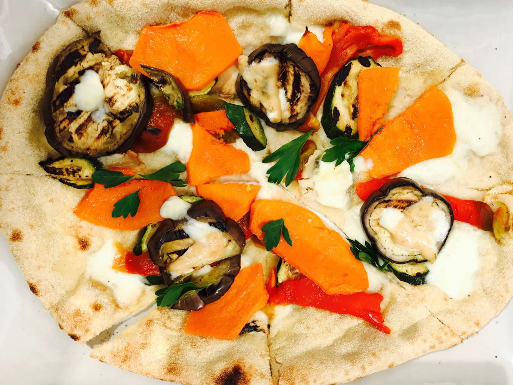 Pizza bij Obica in Palermo
