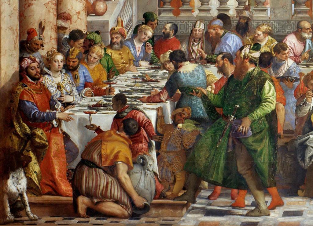 Paolo Veronese_Noces de Cana_1562