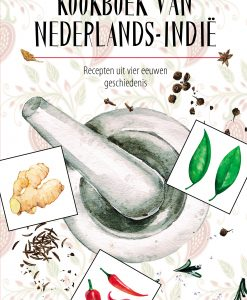 Cover Kookboek Nederlands-Indie