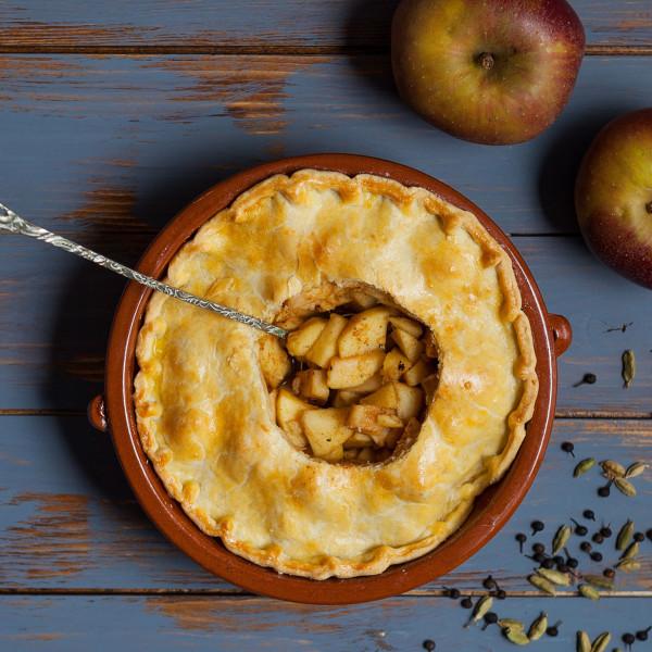 Oudste appeltaart