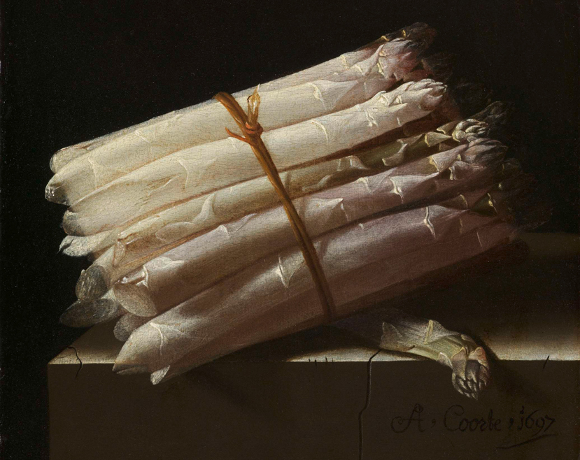 Asperges van Adriaen Coorte_Rijksmuseum