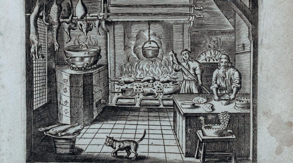 De verstandige kock 1683