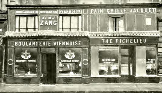 Boulangerie Viennoise 1909