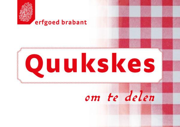 Quukskes voor Erfgoed Brabant