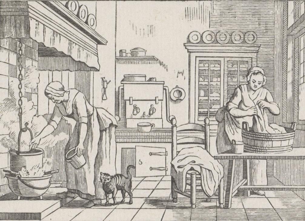 Keukeninterieur-met-twee-vrouwen-aan-het-werk_Hendrik-Numan-1746-1788