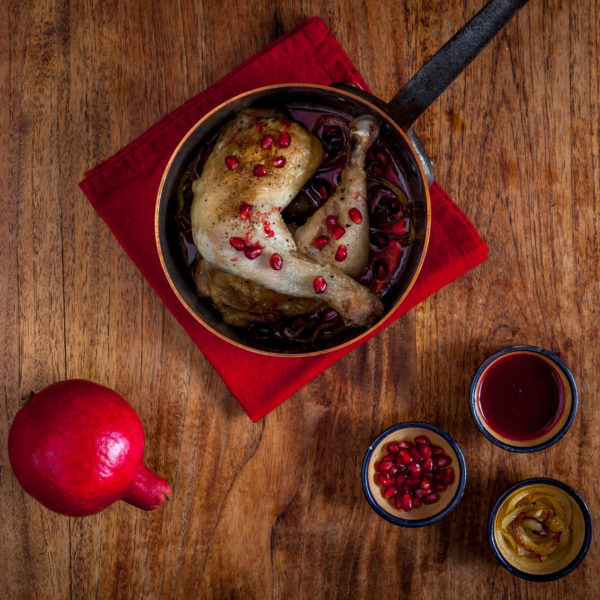 Anonimo-Toscano_Kip-granaatappel