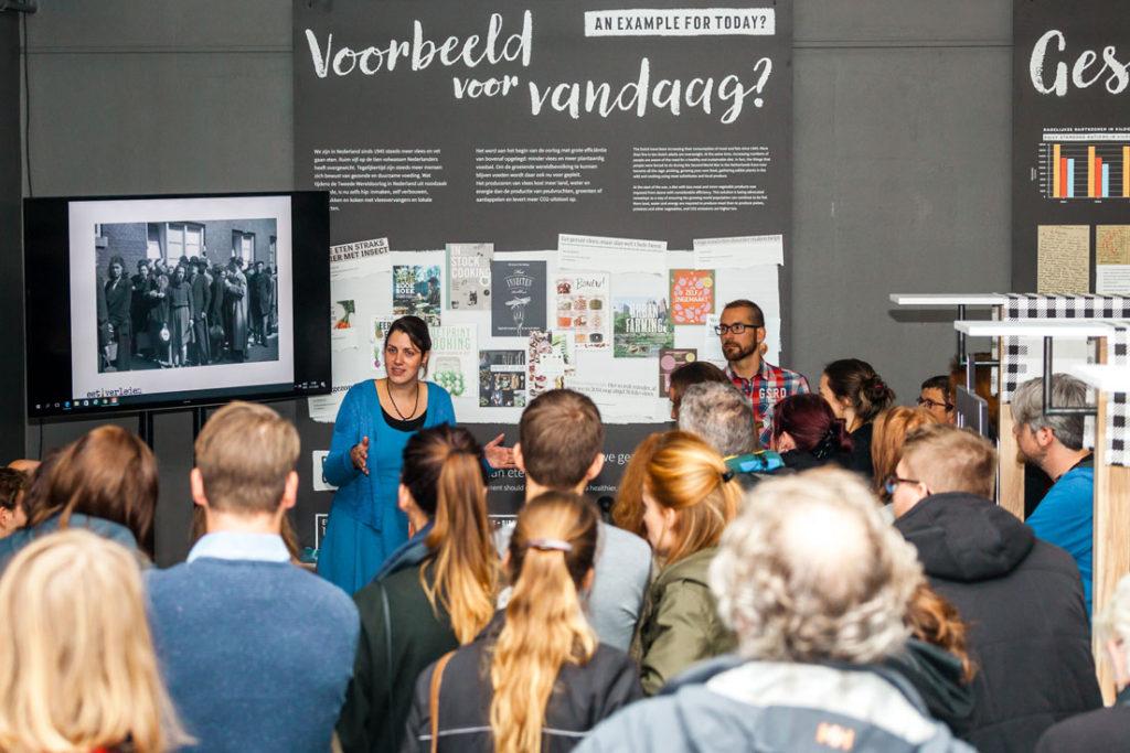 Oorlogsproeverij Verzetsmuseum Amsterdam
