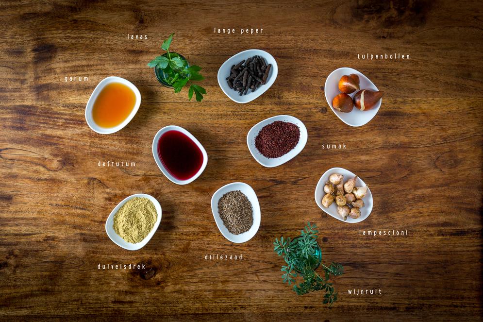 Romeinse smaakmakers
