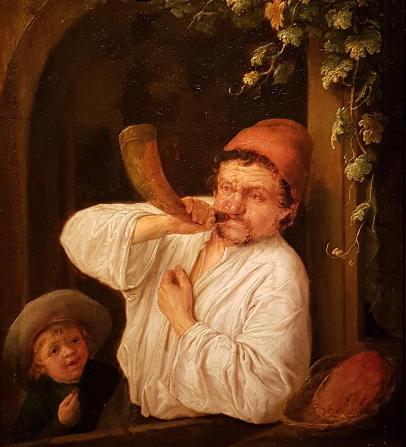 Adriaen van Ostade_Bakker 1650