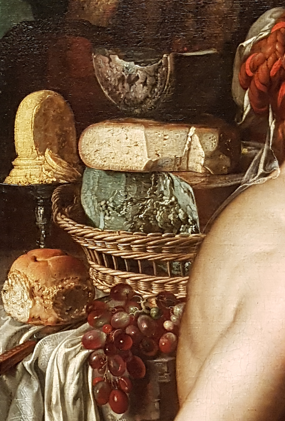 Joachim Wtewael_Lot en zijn dochters 1604