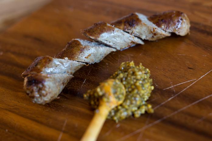 Worst van de Hollandse keukenmeid uit de 18e eeuw