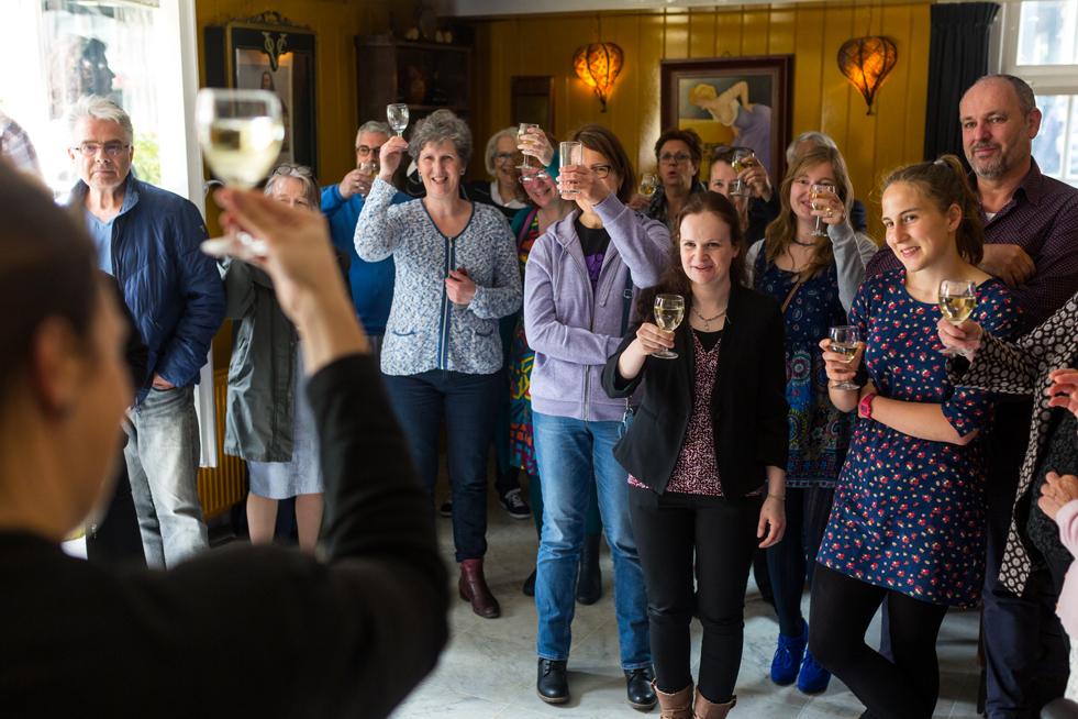 Een toast op Het Kookboek van de Gouden Eeuw