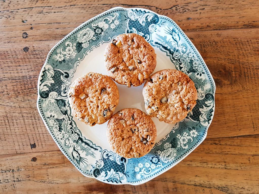 Engelse kaakjes uit De Gelderse keukenmeid