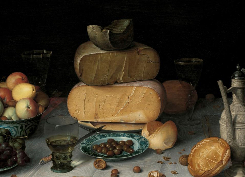 Floris-van-Dyk_Stilleven-met-kazen_Rijksmuseum_ca-1615