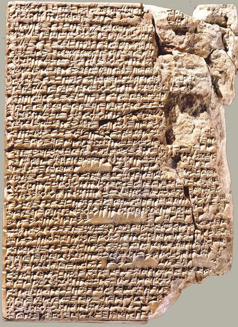 Kleitablet met Babylonische stoofpotten uit Yale Babylonian Collection