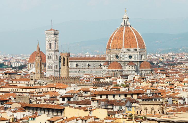 Florence. Foto: Jeroen Savelkouls