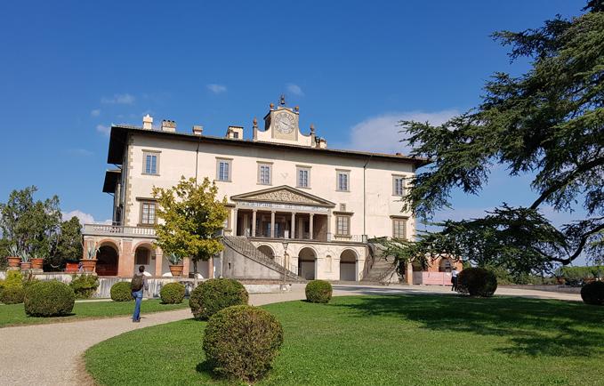 Renaissance Villa di Medici