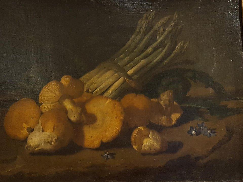 Anoniem Stilleven, 17e eeuw, Ferrara
