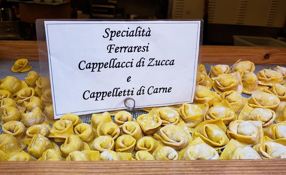 Cappellacci uit Ferrara