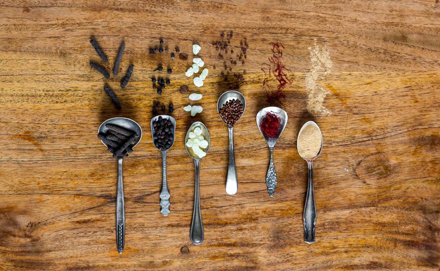 Middeleeuwse smaakmakers