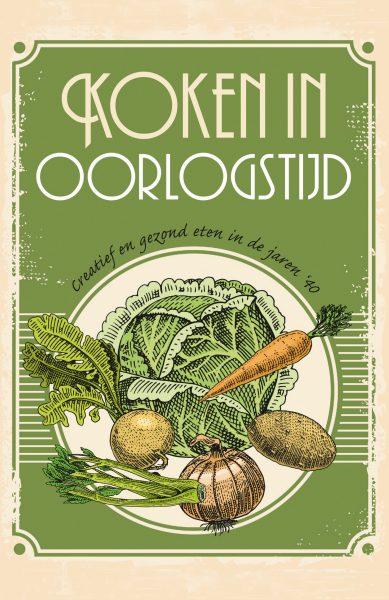 Cover Koken in Oorlogstijd