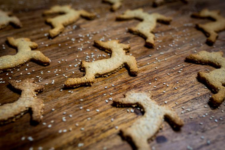 Elaphos biscuits. Photo Jeroen Savelkouls