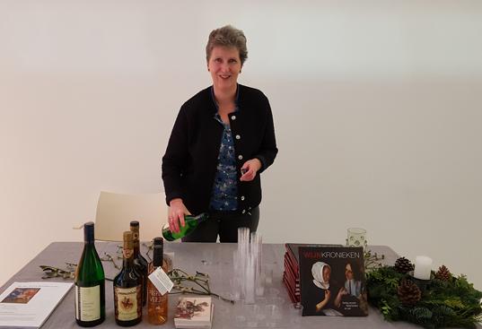 Wijnkronieken schenkt middeleeuwse wijn