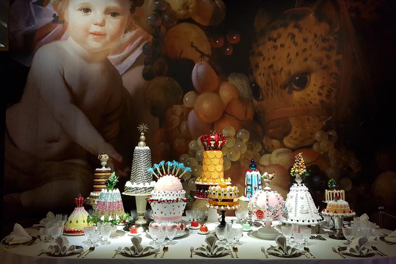 Paleis Het Loo desserts