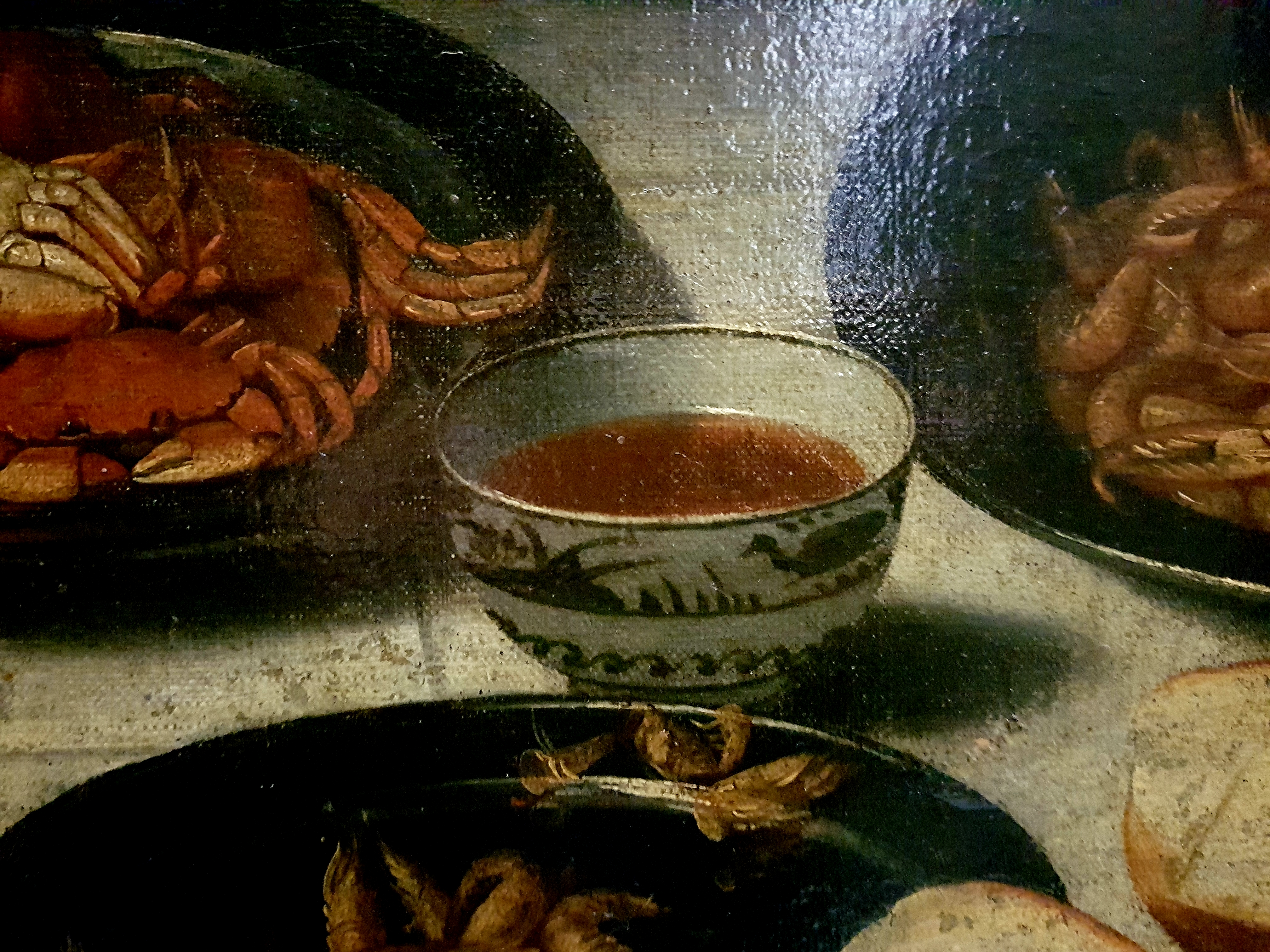Thee in kopje van Chinees porselein