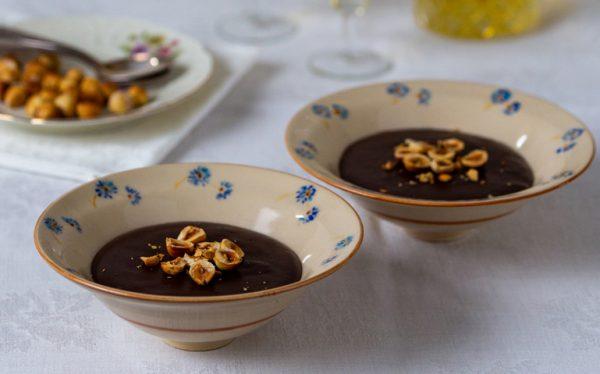 Chocoladevla uit WOII eetverleden