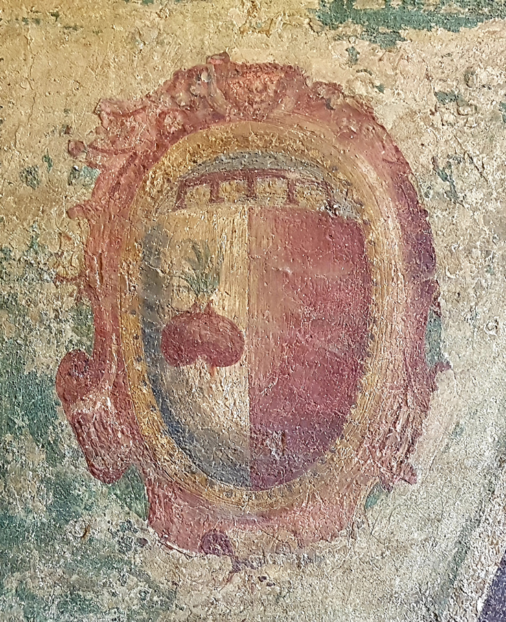 Fresco met Cipolle di Certaldo in Palazzo Pretorio_eetverleden