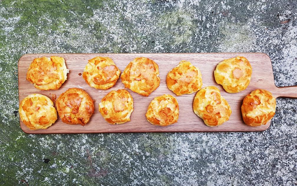 Kaassoezen uit Il cuoco piemontese