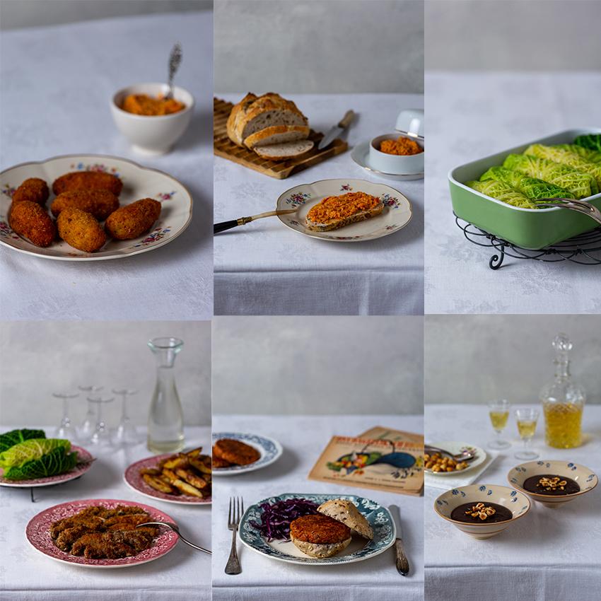 Koken in Oorlogstijd Foto's Jeroen Savelkouls
