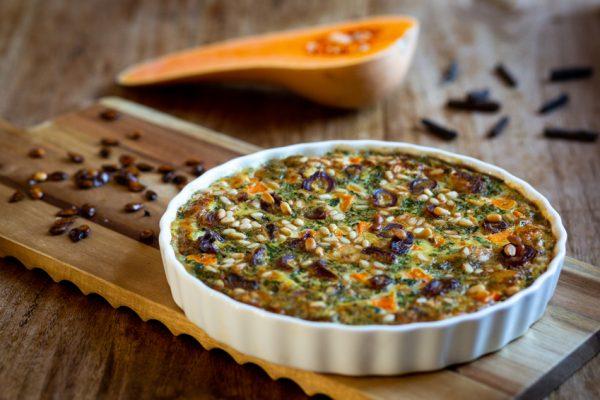 Roman-gourd-dish eetverleden