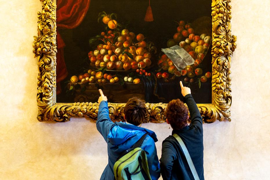 Bezoek aan stillevenmuseum
