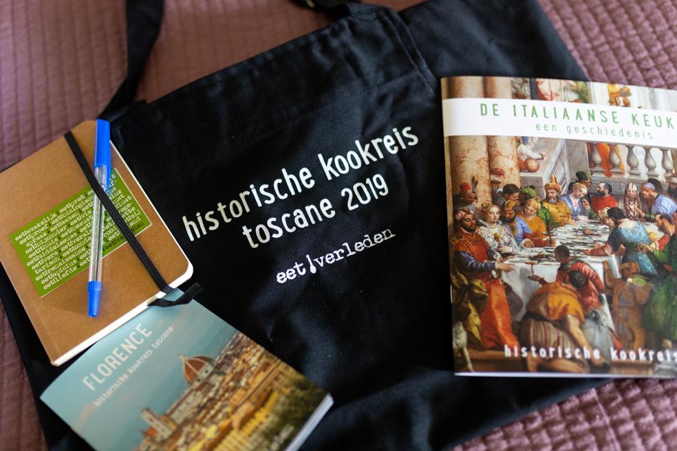 Historische-Kookreis-Toscane