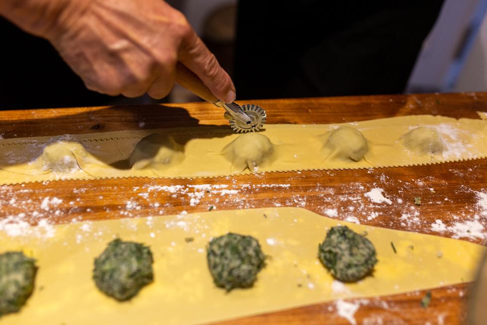 Gevulde pasta maken