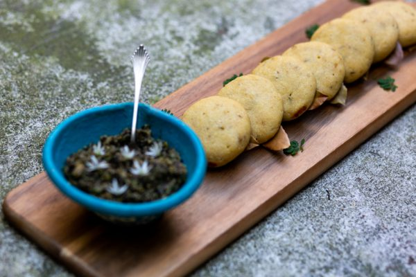 Etruscan food
