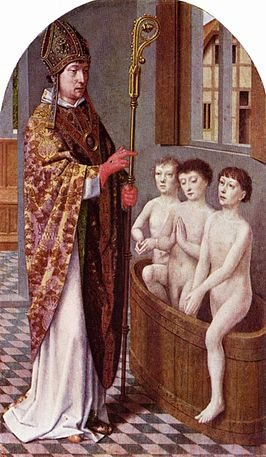 Gerard David, 1500-1510, Scottisch National Gallery