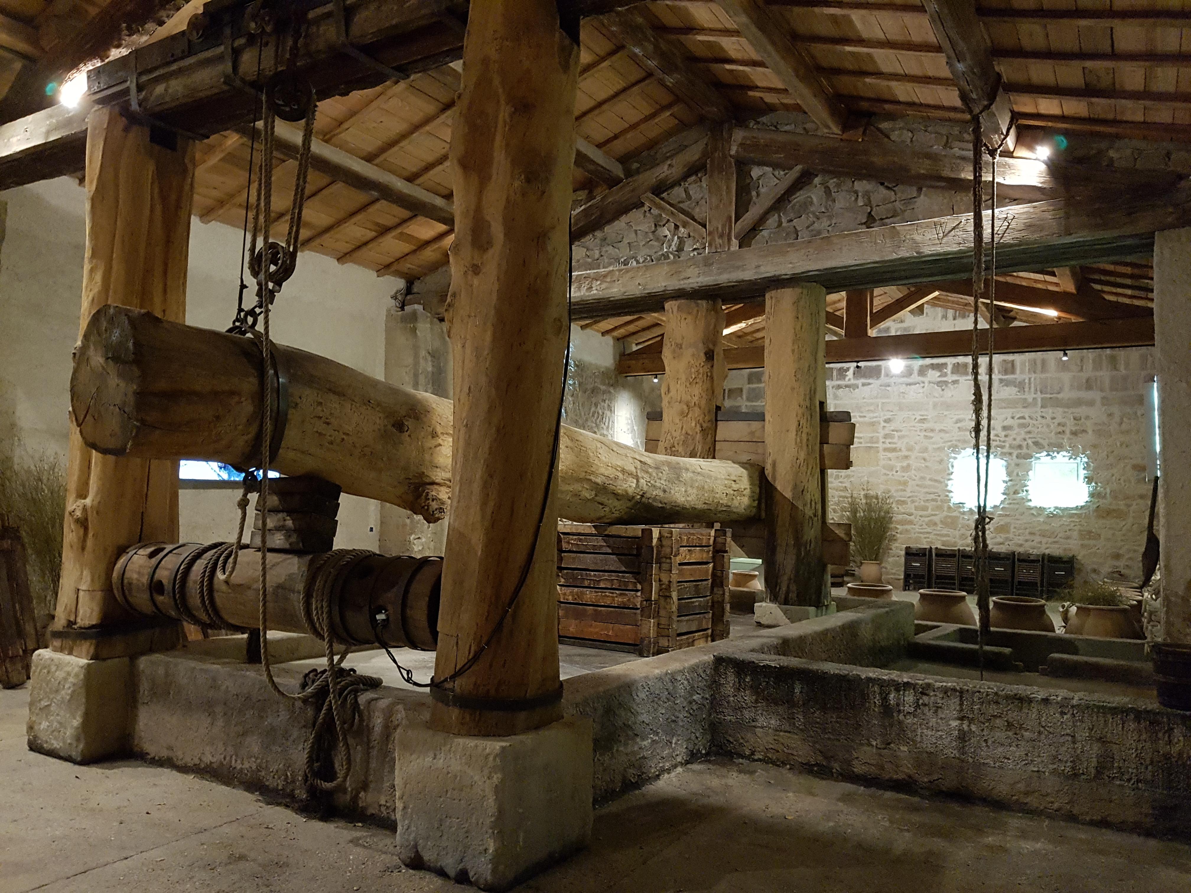 Romeinse wijnboerderij