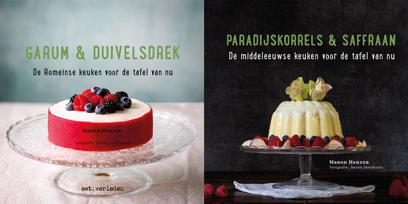 Romeins & Middeleeuws kookboek