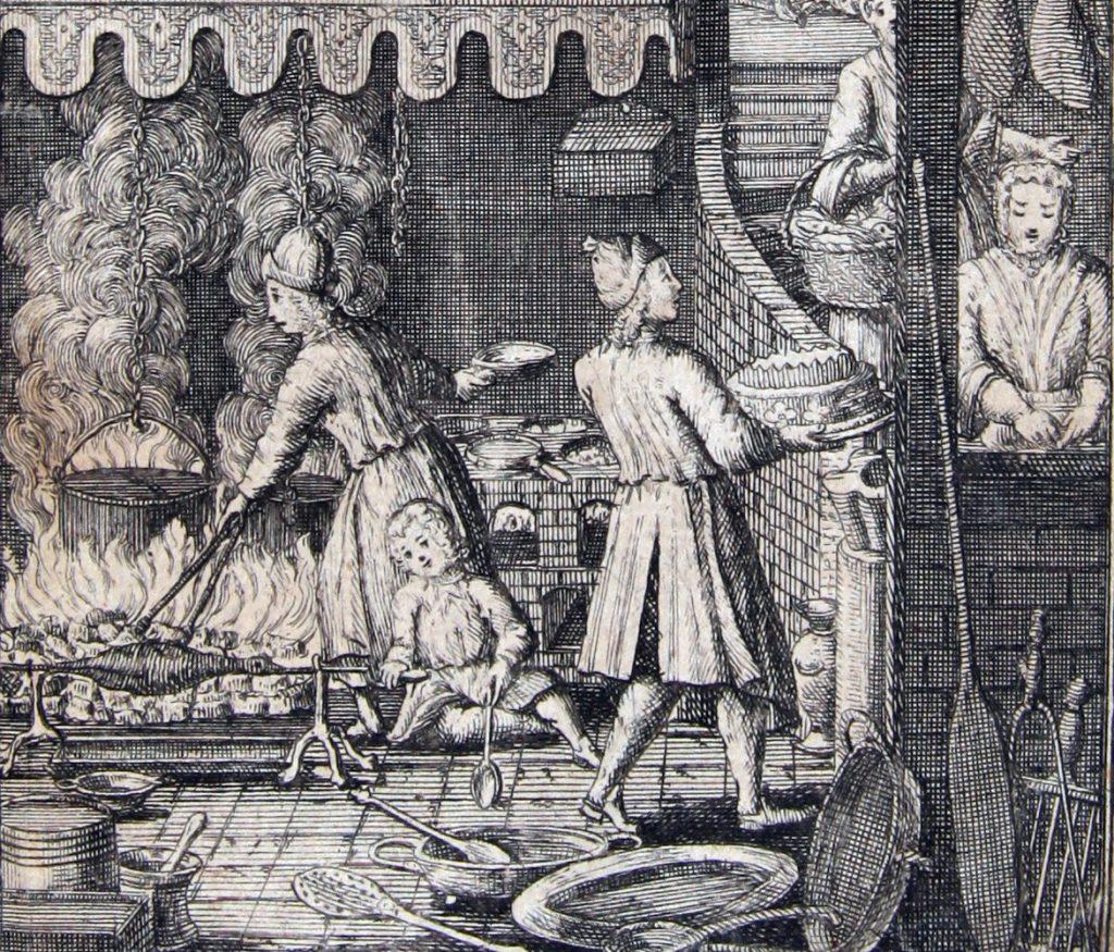 Cover De volmaakte Geldersche keukenmeid, 1756