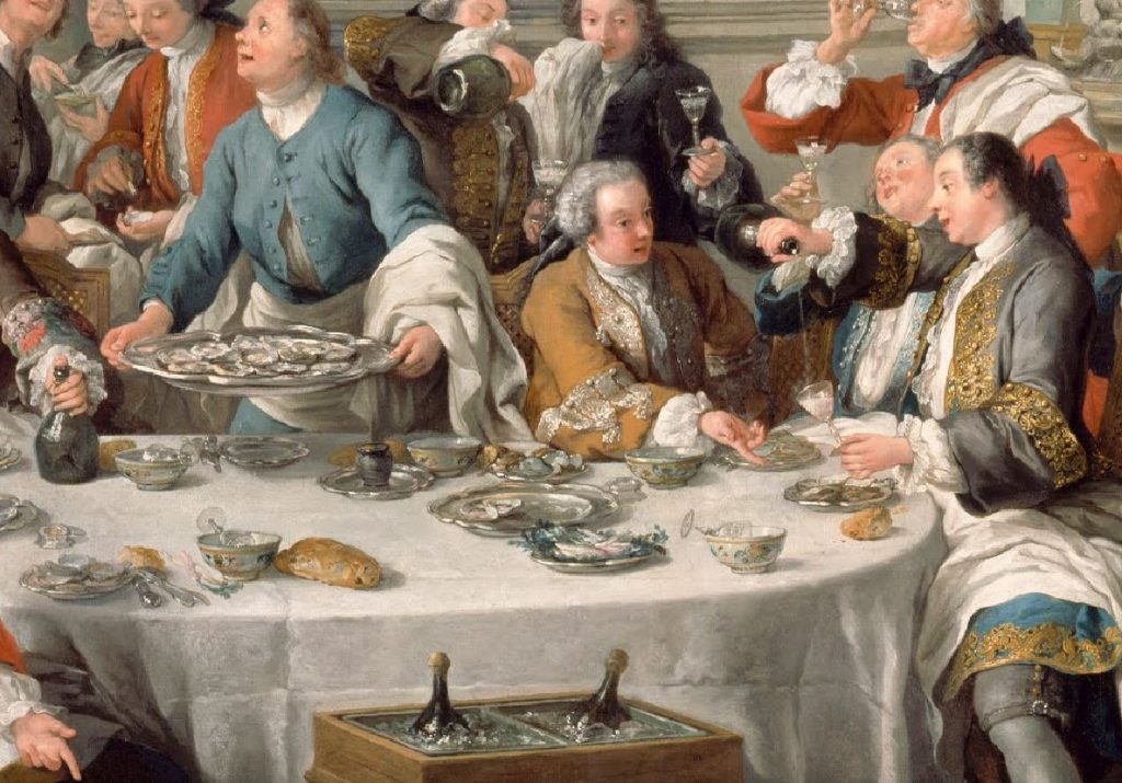 De-oestermaaltijd,-Jean-François-de-Troy-1734,-Musée-Condé