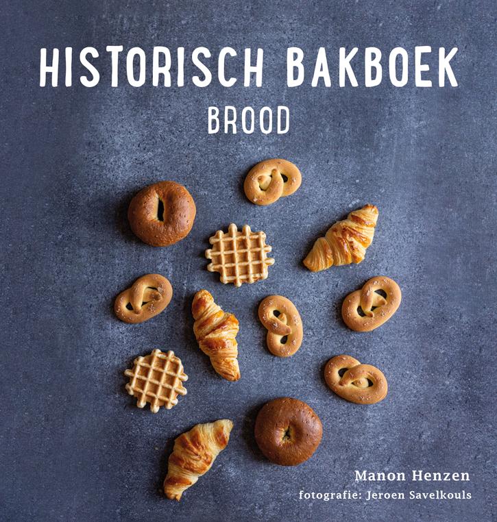 Historisch Bakboek Brood