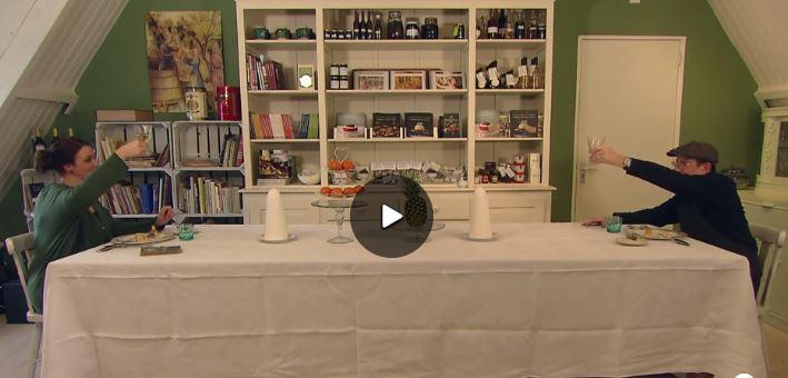 Koken voor Binnenste Buiten met Alain Caron