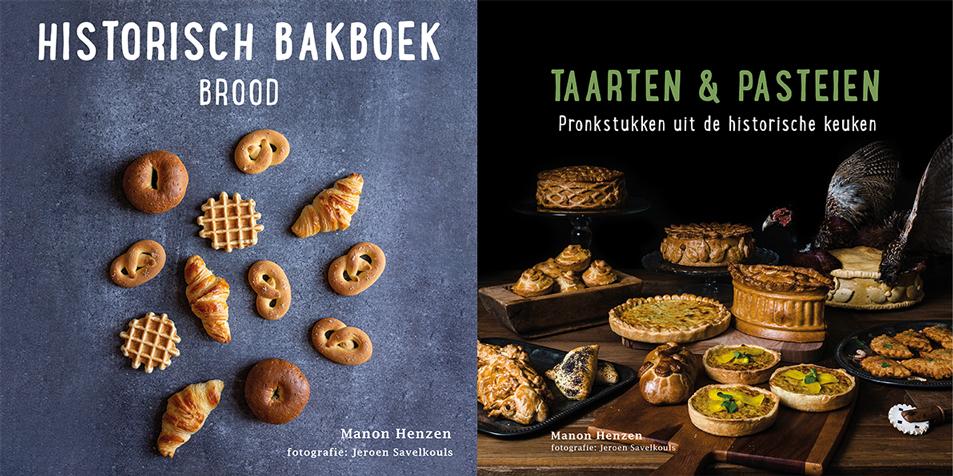 Historisch Bakboek_Taarten & Pasteien