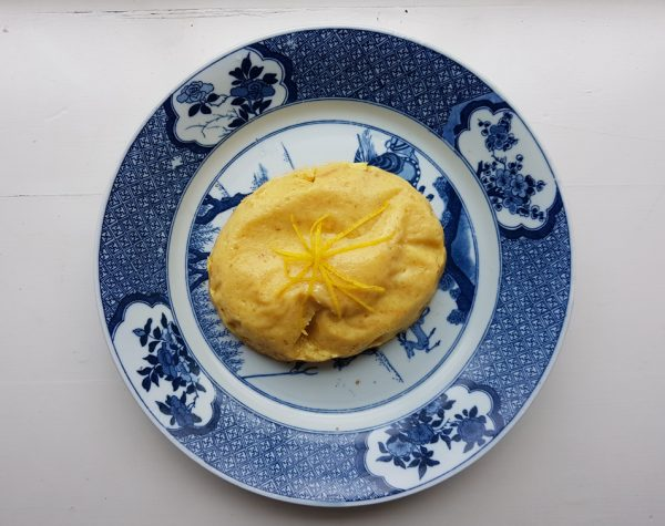 Citron pudding Elizabeth Cromwell