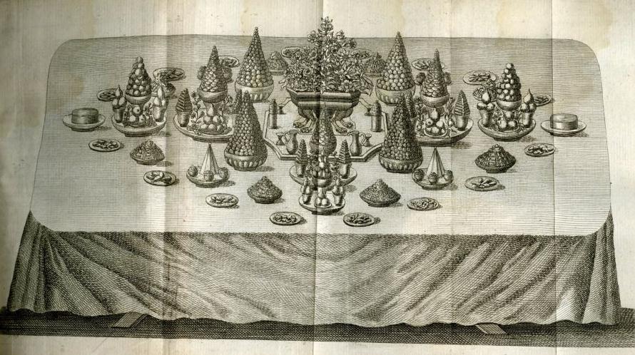 Francois Massialot, Nouvelle instruction pour les confitures, les liqueurs et les fruits, 1692